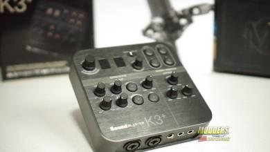 Photo of Sound Blaster K3+ Audio Interface