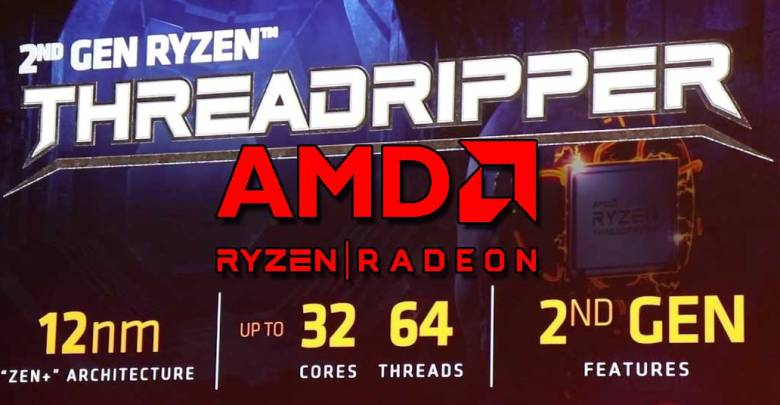 AMD Computex 2018 Press