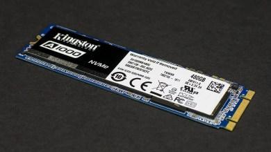 Kingston A1000 SSD