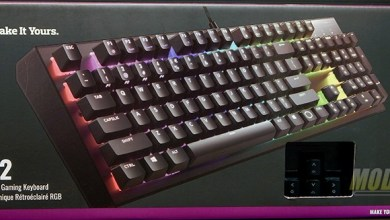 Cooler Master CK552 Full RGB Mechanical Gaming Keyboard
