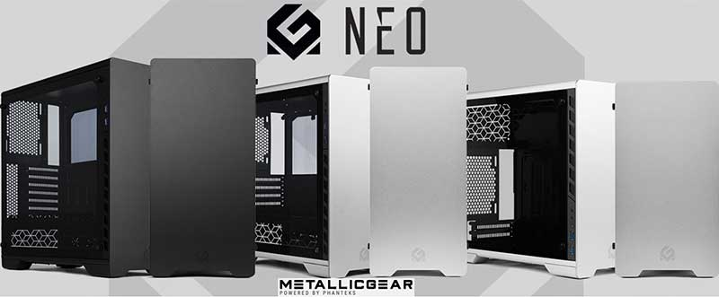 MetallicGear announces the release of the new NEO Series