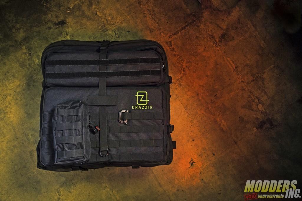 Crazzie Pro Gear GTR-1 Review