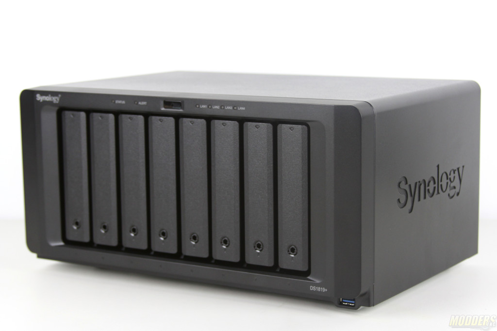Synology DS 1819+ Review: Pushing storage to the limit