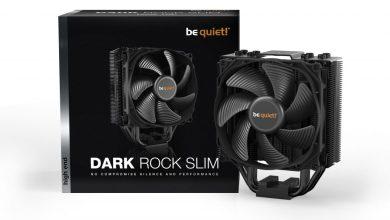 Photo of be quiet! announces the release of the Dark Rock Slim CPU Cooler!