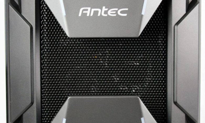 Photo of Antec DA601 Dark Avenger Case
