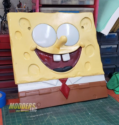 SpongeBob PC Case Mod-_04