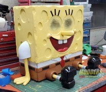 SpongeBob PC Case Mod-_05