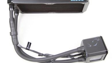 Photo of Alphacool Eisbaer Aurora 240 RGB CPU AIO Loop