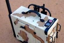 Cooler Master Radio Pack Case Mod for CES 2007