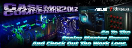 COOLER MASTER MOD CONTEST 2012
