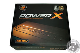 Cougar PowerX 550W Power Supply Review - Introduction