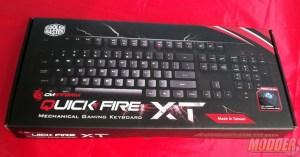 CM Storm QuickFire XT Mechanical Keyboard