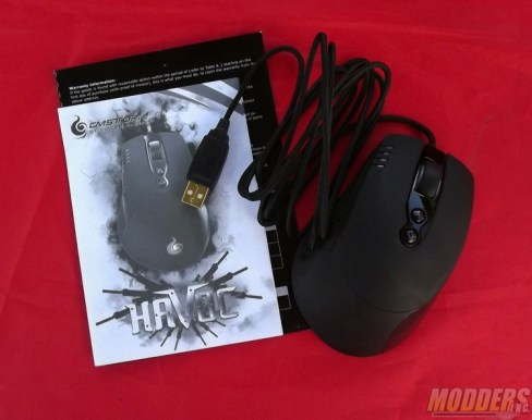 HAVOC Pro Gaming Mouse
