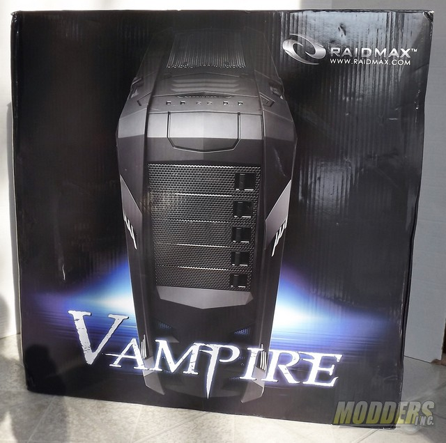 RAIDMAX Vampire Case Box