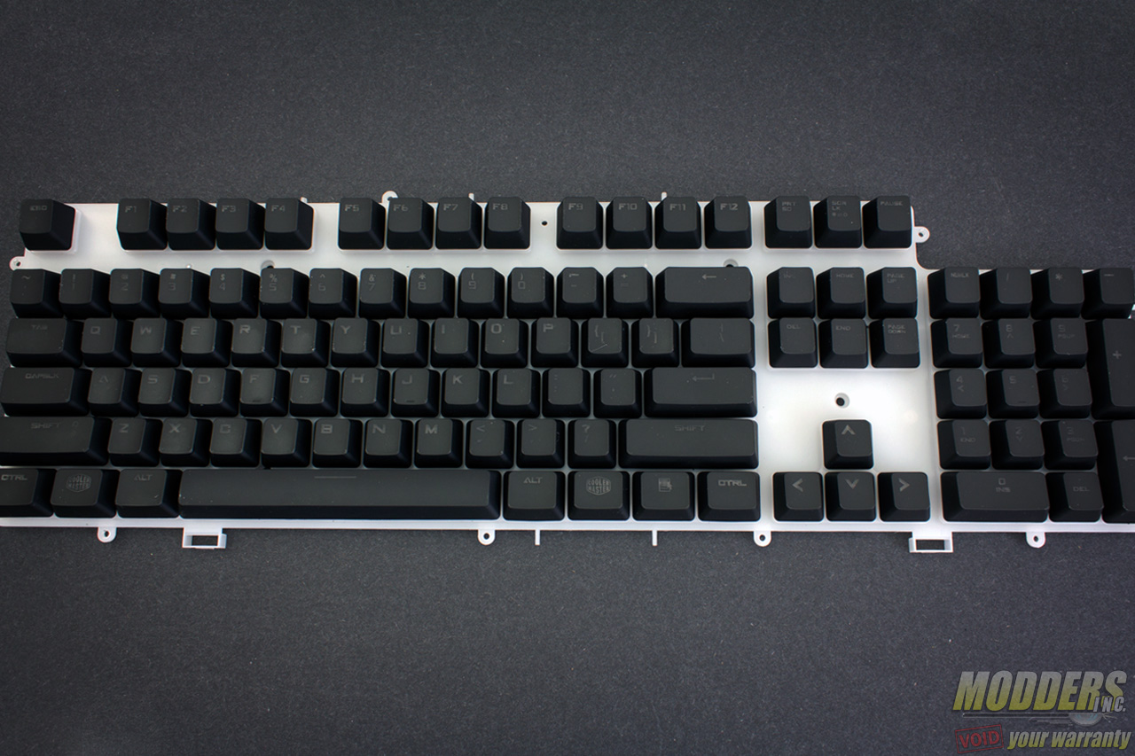 how to put a ruber dome keycap back on
