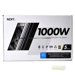 NZXT Hale 90 V2 1000 watt power supply