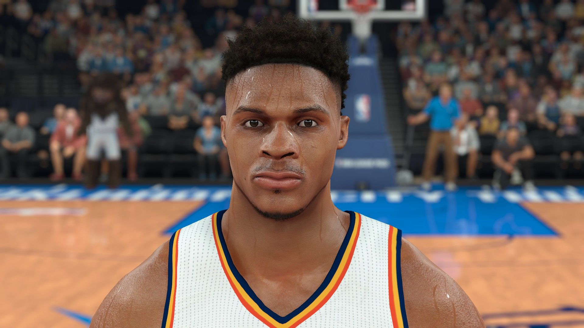 Russell Westbrook NBA 2K17