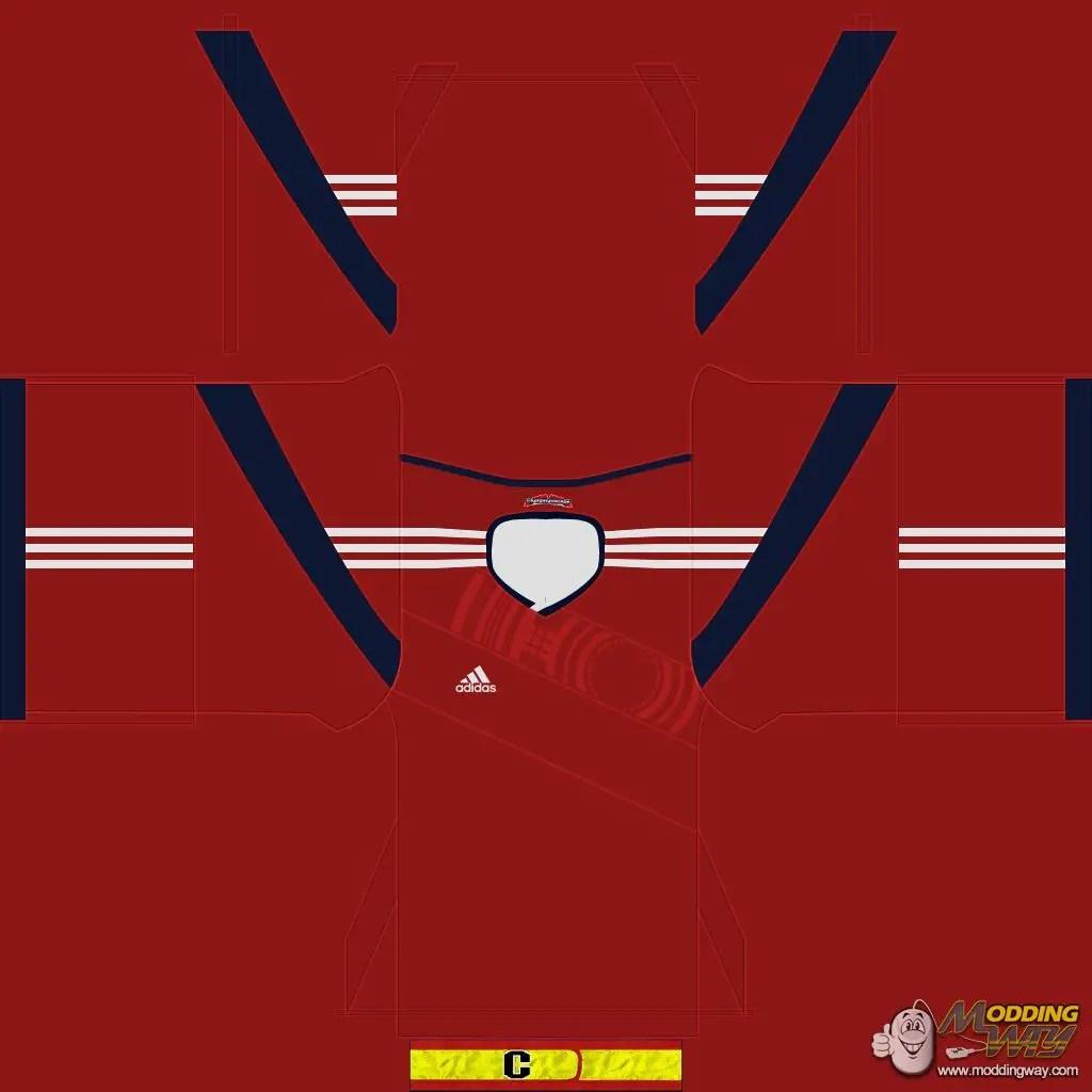 Kit Colombia Away 1415 FIFA 14 ESPAOL FIFA 14