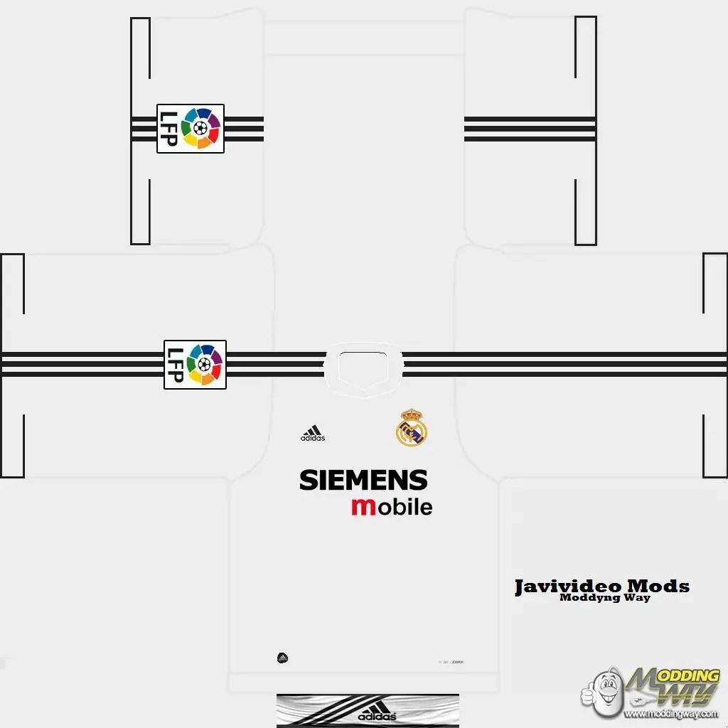 Fifa14 Kit Real Madrid Siemens Mobile Espanol