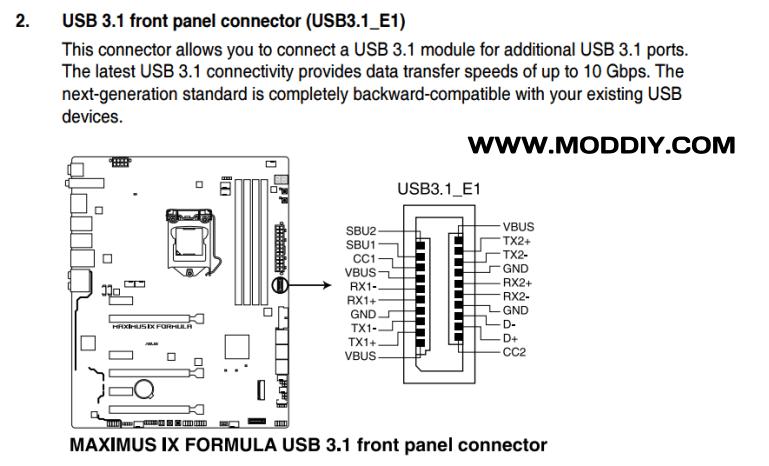 2 B 0 4 Pin Mini Usb Cable