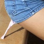 chewing-gum jean