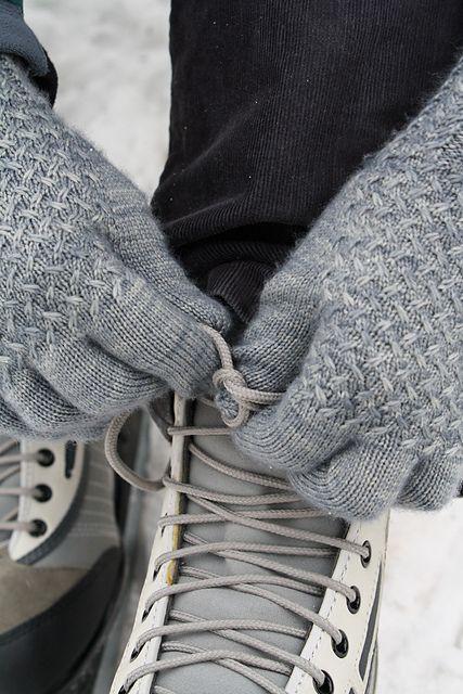 Comment tricoter des gants en laine ?