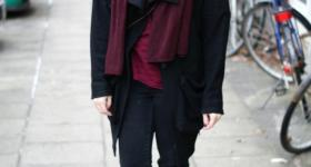 Today´s / black & bordeaux