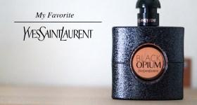 YVES SAINT LAURENT – BLACK OPIUM