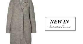 NEW IN – SELECTED FEMME ULD JAKKE