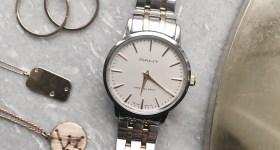 Sponsoreret// Mit nye Gant ur + Rabatkode