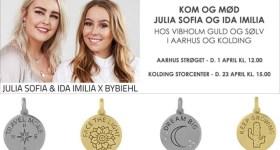 Julia Sofia og Ida Imilia x byBiehl