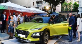 Blogger tur til Milano med Hyundai