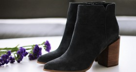 The perfect ankle boots for fall