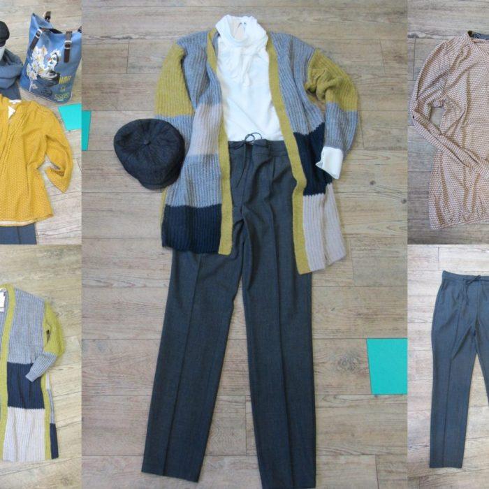 Modebotschaft #9 – Trendfarbe Mustard