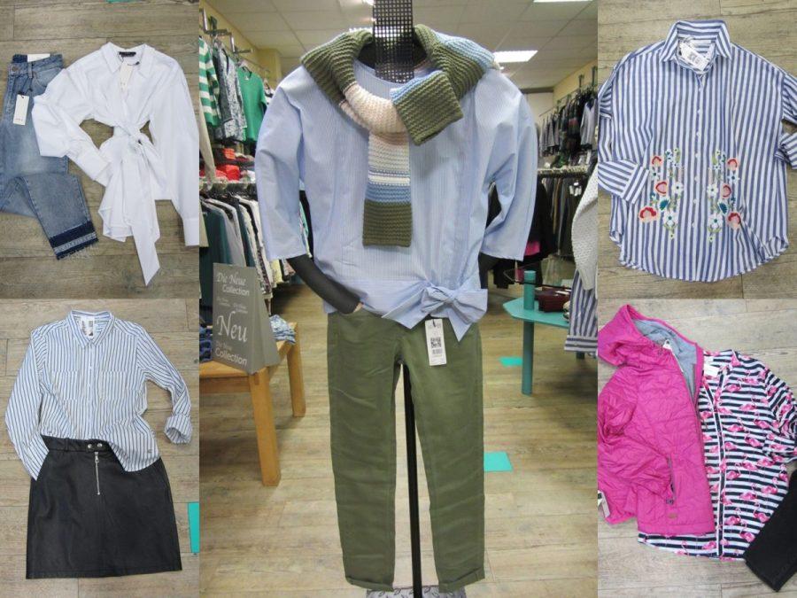 Modebotschaft #31 – Blusen, Blusen, Blusen