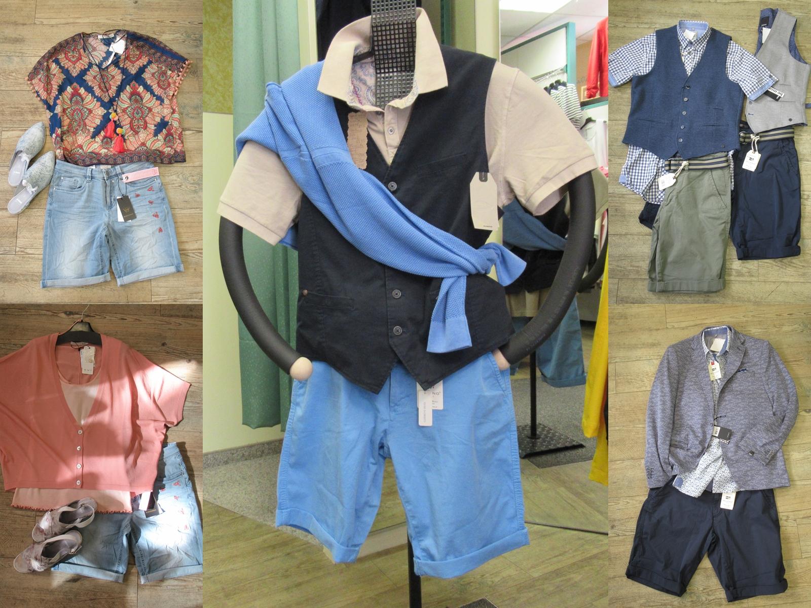 Modebotschaft #63 – Shorts