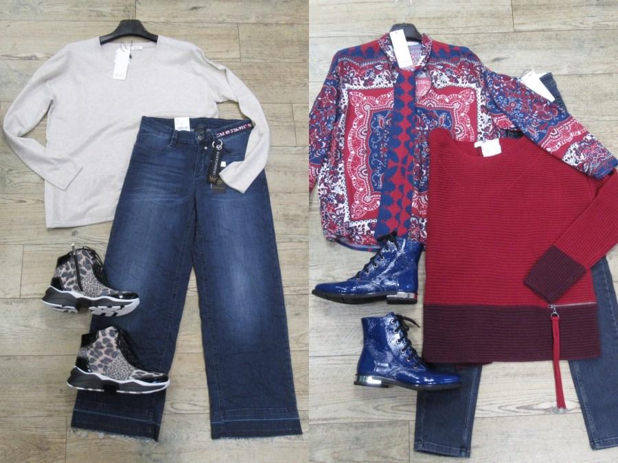 Modebotschaft #71 – grobes und feines für den Herbst/Winter
