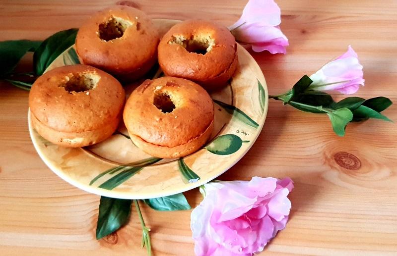 Des donuts et des gaufres Tupperware