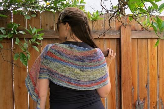 Tre O Molti shawl