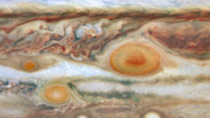 Jupiter's New Red Spot