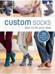 Custom Socks by Kate A.