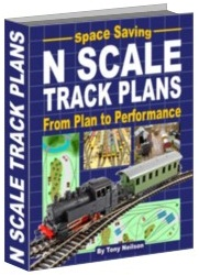 N-Scale Track Plans, from plan to performance.