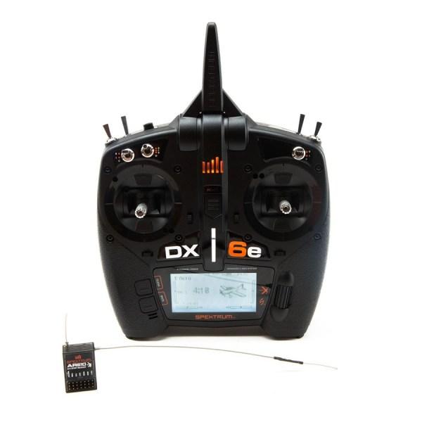 Model Aircraft » Blog Archive Spektrum DX6e 6-Channel DSMX ...