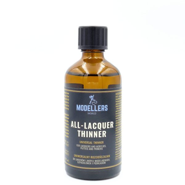 All-lacquer thinner