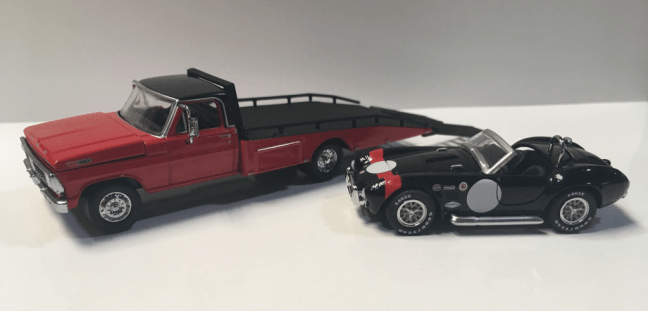 2017 Nominee, Greenlight Ford F-350 Ramp Truck