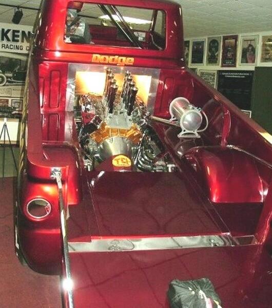 Dodge Lil Red Wagon Drag Racing Models Model Cars