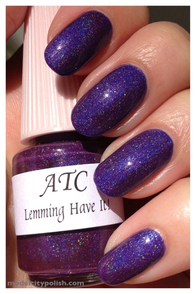 Lemming Have It! 7