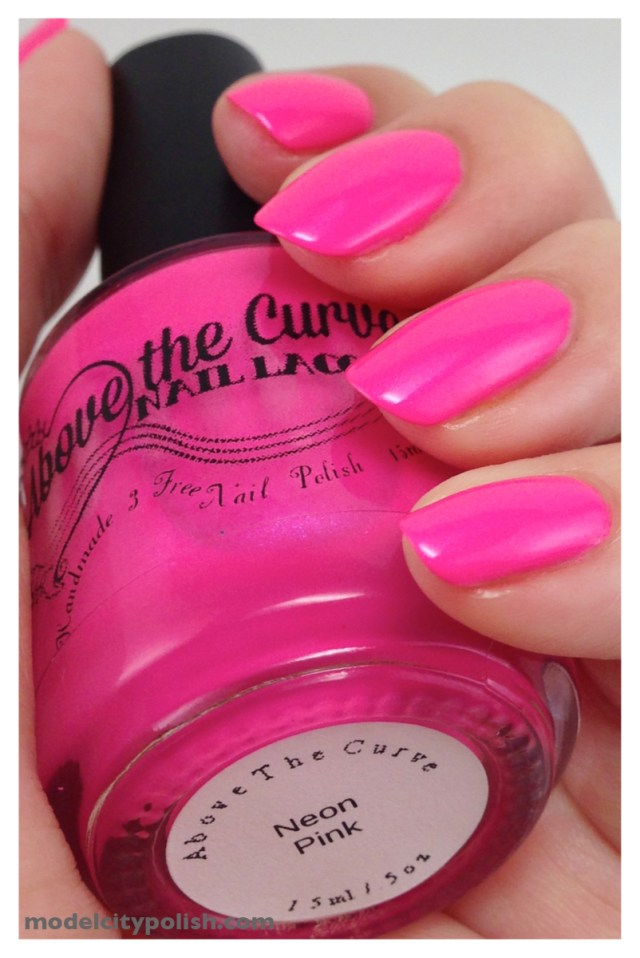 Neon Pink 5