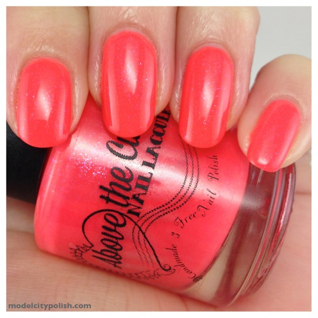 Neon Red 1