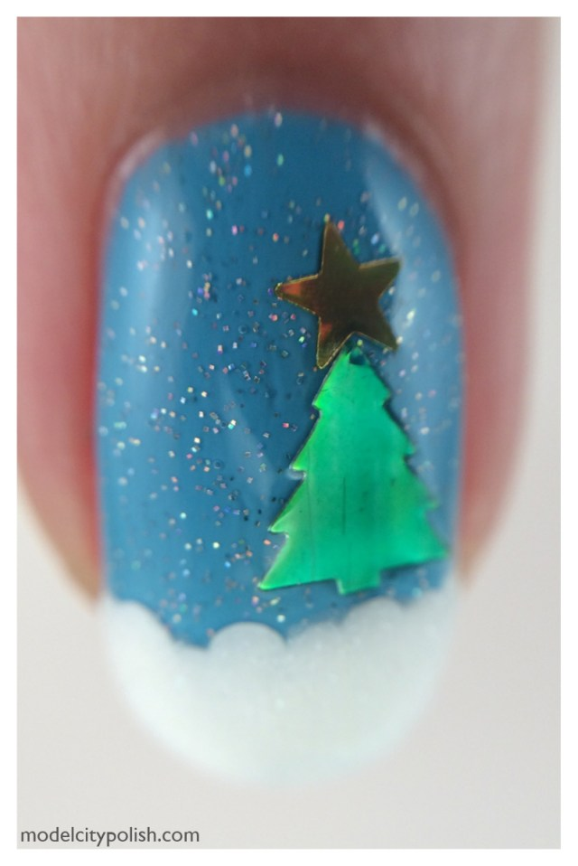 Winter Nails 5